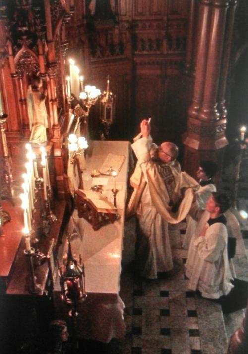 Rorate caeli desuper, St. Stephen Church, Cleveland